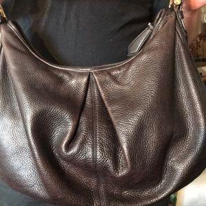Burberry Hobo bag.  Large bag